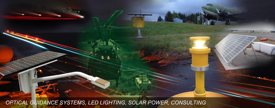 Solar Airfield Runway Lighting Products Image